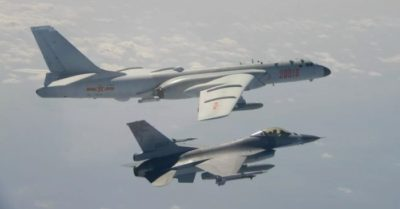 Điểm tin 13/4: Nổ súng tại trường trung học Mỹ; 25 máy bay Trung Quốc xâm phạm Đài Loan