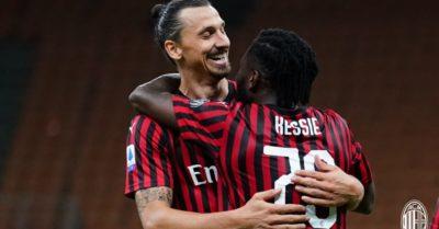 Ghi 3 bàn trong 6 phút, Milan ngược dòng ngoạn mục trước Juve