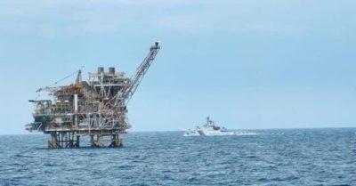 Tàu hải cảnh Trung Quốc áp sát mỏ Lan Tây, đe dọa hoạt động dầu khí của Việt Nam
