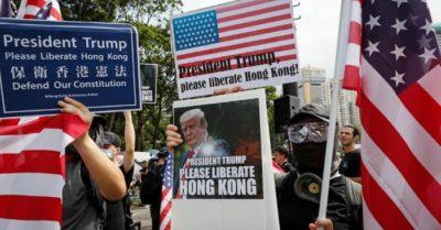 Đạo luật Mỹ trừng phạt ngân hàng Trung Quốc: Một mũi tên nhắm hai đích