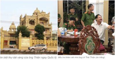 Bà Rịa – Vũng Tàu: Chủ biệt thự dát vàng 'Thiện Soi' bị bắt